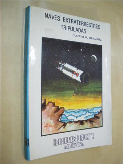 NAVES EXTRATERRESTRES TRIPULADAS